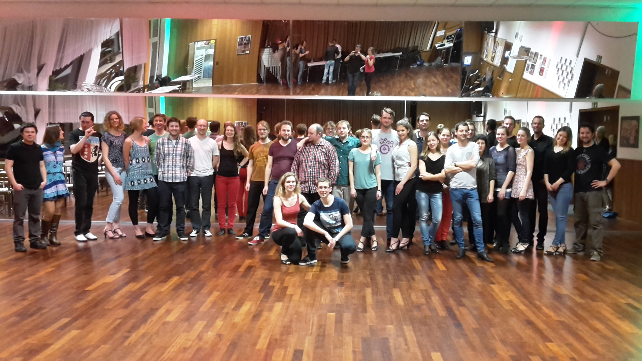 Bachata Workshop im RWC Clubheim